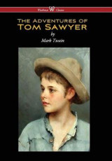 Omslag - Adventures of Tom Sawyer (Wisehouse Classics Edition) (Reprod. 1876)