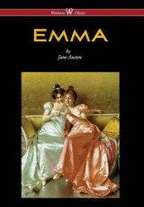 Omslag - Emma (Wisehouse Classics - With Illustrations by H.M. Brock) (2016)