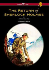 Omslag - Return of Sherlock Holmes (Wisehouse Classics Edition - With Original Illustrations by Sidney Paget)