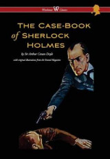 Omslag - Case-Book of Sherlock Holmes (Wisehouse Classics Edition - With Original Illustrations)