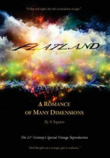 Omslag - Flatland - A Romance of Many Dimensions (the Distinguished Chiron Edition) (Special)