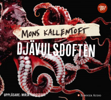 Djävulsdoften av Mons Kallentoft (Lydbok MP3-CD)