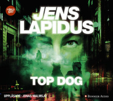 Top dogg av Jens Lapidus (Lydbok MP3-CD)