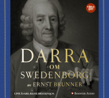 Darra : om Swedenborg av Ernst Brunner (Lydbok MP3-CD)