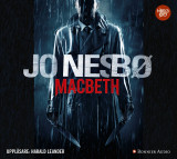 Omslag - Macbeth