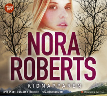 Kidnapparen av Nora Roberts (Lydbok MP3-CD)
