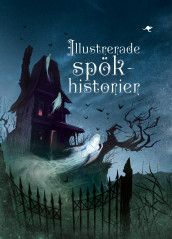 Illustrerade spökhistorier av Sam Baer, Amelia B. Edwards, Rosie Hore, Rob Lloyd Jones, Jonathan Melmoth, Russell Punter og Abigail Wheatley (Innbundet)