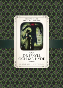 Dr Jekyll och Mr Hyde av Robert Louis Stevenson og Anne Rooney (Innbundet)