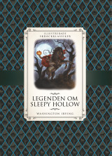 Omslag - Legenden om Sleepy Hollow