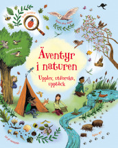 Äventyr i naturen av Emily Bone og Alice James (Innbundet)