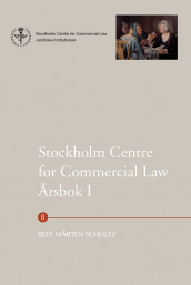 Stockholm Centre for Commercial Law årsbok. 1 av Jan Andersson, Jan-Mikael Bexhed, Lars Gorton, Jan Kleineman, Fredric Korling, Göran Millqvist, Jori Munukka, Annina H. Persson, Mårten Schultz, Teresa Simon-Almendal og Jessika van der Sluijs (Heftet)