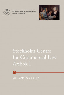 Stockholm Centre for Commercial Law årsbok. 1 av Mårten Schultz, Jan Andersson, Jan-Mikael Bexhed, Lars Gorton, Jan Kleineman, Fredric Korling, Göran Millqvist, Jori Munukka, Annina H. Persson, Teresa Simon-Almendal og Jessika van der Sluijs (Heftet)