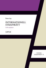 Omslag - Internationell straffrätt