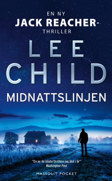 Midnattslinjen av Lee Child (Heftet)