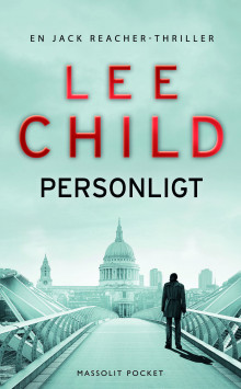 Personligt av Lee Child (Heftet)