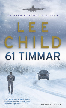 61 timmar av Lee Child (Heftet)