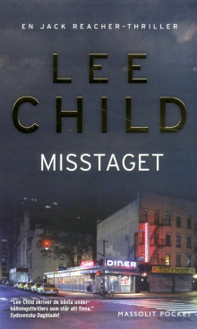 Misstaget av Lee Child (Heftet)