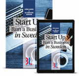 Omslag - Start up & run business in Sweden