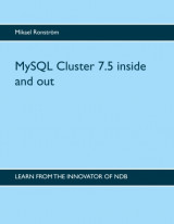 Omslag - MySQL Cluster 7.5 inside and out