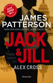 Jack & Jill av James Patterson (Innbundet)