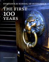 Omslag - Stockholm school of economics : the first 100 years