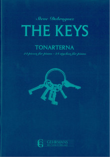 The Keys av Steve Dobrogosz (Heftet)