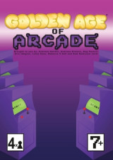 Omslag - The Golden Age of Arcade