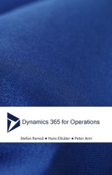 Omslag - Dynamics 365 for Operations : Nya AX