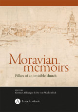 Omslag - Moravian memoirs : pillars of an invisible church