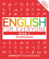 English for everyone Nivå 1 Övningsbok av Thomas Booth (Heftet)