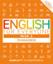 English for everyone Nivå 2 Övningsbok av Thomas Booth (Heftet)