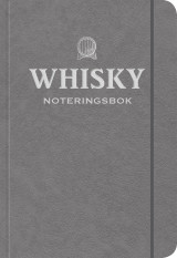 Omslag - Whisky noteringsbok