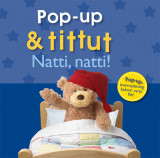 Omslag - Pop-up & tittut: natti, natti!