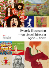 Omslag - Svensk illustration - en visuell historia 1900-2000