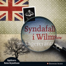 Syndafall i Wilmslow av David Lagercrantz (Lydbok-CD)