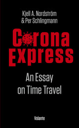 Omslag - Corona Express : An Essay on Time Travel