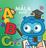 Omslag - Måla mini. ABC