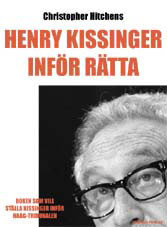 Henry Kissinger inför rätta av Christopher Hitchens (Heftet)