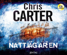 Nattjägaren av Chris Carter (Lydbok-CD)