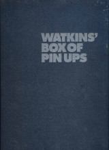 Omslag - Watkins' Box of Pin Ups. No 1