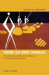 Omslag - Tracing Old Norse Cosmology
