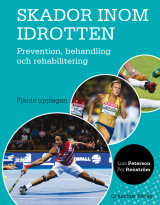 Omslag - Skador inom idrotten : prevention, behandling och rehabilitering