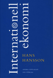 Internationell ekonomi av Hans Hansson (Heftet)