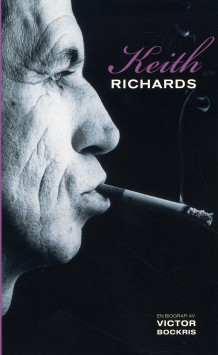 Keith Richards : biografin av Victor Bockris (Heftet)