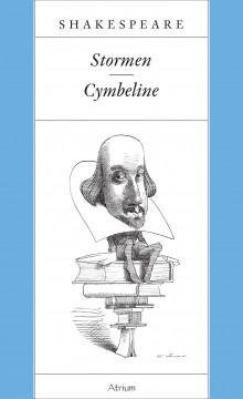 Stormen ; Cymbeline av William Shakespeare (Heftet)