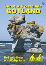 Omslag - Turist & Cykelguide Gotland