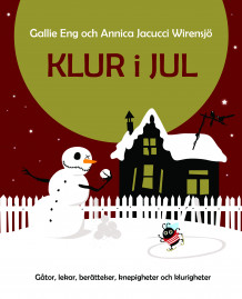 Klur i jul av Gallie Eng (Innbundet)
