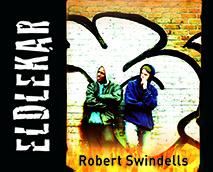 Eldlekar av Robert Swindells (Lydbok-CD)