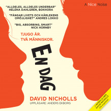 En dag av David Nicholls (Lydbok MP3-CD)