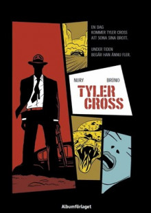 Tyler Cross - Black Rock av Fabien Nury (Innbundet)